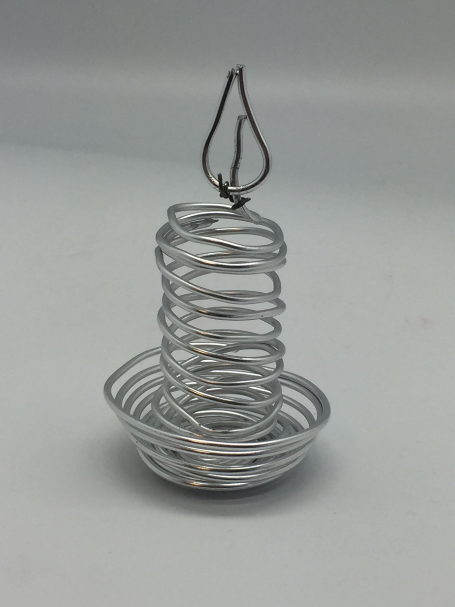 Wire Sculpture Artist Statement