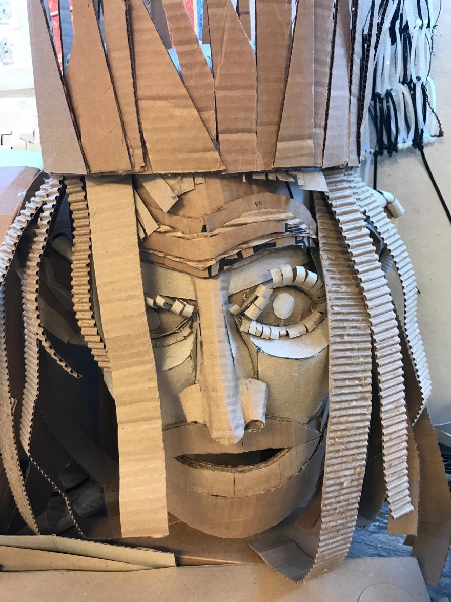 cardboard king 3
